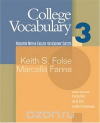 College Vocabulary: Student Text Bk. 3 (English for Academic Success): Student Text Bk. 3 (English for Academic Success)