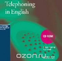 Telephoning in English CD-ROM: A communication skills self-study course: A Communication Skills Self-study Course: PC Version