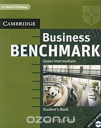 Business Benchmark Upper-Intermediate Student's Book (+ CD-ROM)