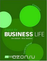 English for Business Life: Elementary: Trainer's Manual: Elementary