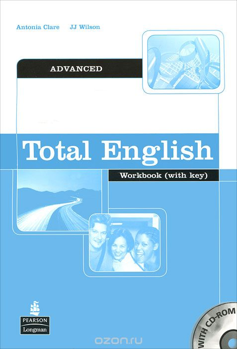 Total English: Workbook: With Key (+ CD-ROM)