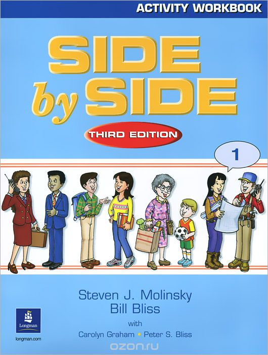 Side By Side: Activity Workbook 1