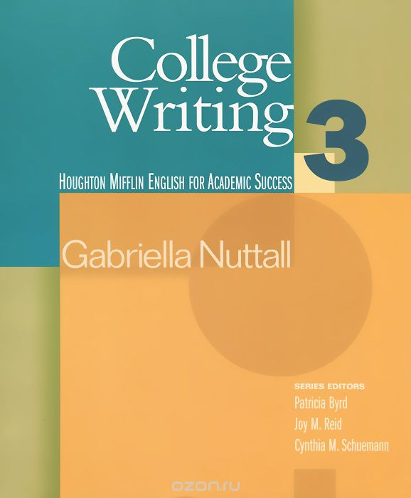 College Writing 3:Houghton Mifflin English for Academic Success