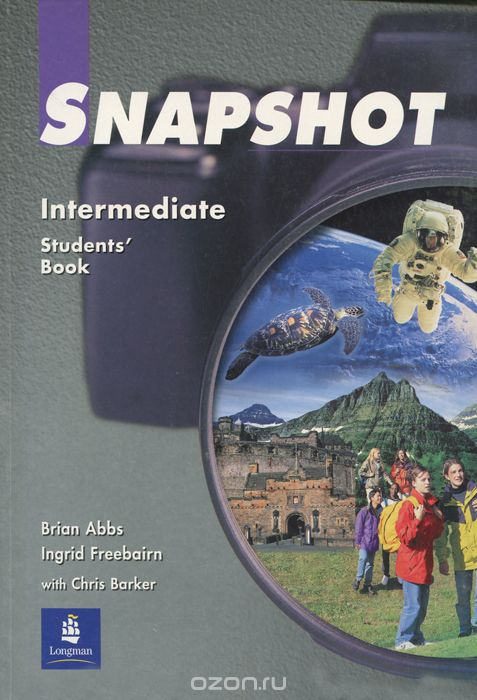Snapshot Intermediate: Student's Book