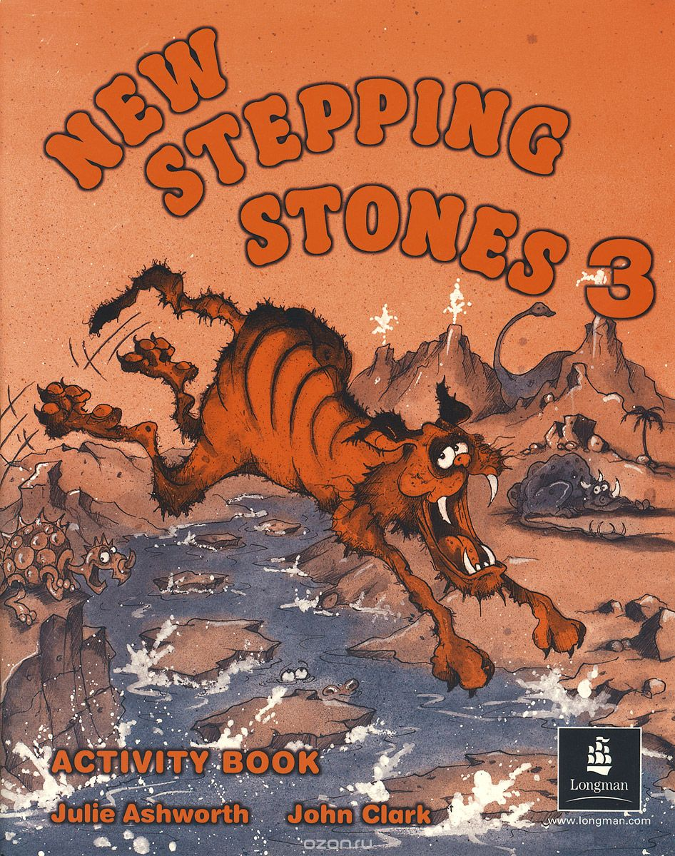 New Stepping Stones 3: Activity Book