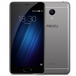 Meizu M3s mini 16GB, Gray MZU-Y685H-16-GB