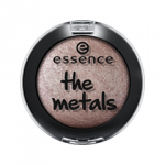 Тени для век essence The Metals Eyeshadow 02 (Цвет 02 Frozen Toffee  variant_hex_name 8C7979)