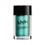 Тени для век NYX Professional Makeup Pigments 19 (Цвет 19 Twinkle, Twinkle variant_hex_name 67CDC2)
