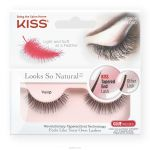 Kiss Looks so Natural Накладные ресницы Eyelashes Vamp KFL05C