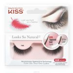 Kiss Looks so Natural Накладные ресницы Eyelashes Hot KFL07C