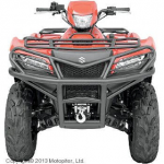 MOOSE Бамперы Moose для квадроцикла  Suzuki King Quad 400/500/700/750