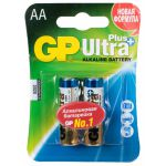 Батарея GP 15AUP-2CR2 UltraPlus (блистер 2 шт.)
