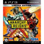 Игра для PS3 . Anarchy Reigns Limited Edition