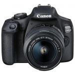 Canon EOS 2000D 18-55 IS II (черный) EOS 2000D 18-55 IS II (черный)