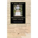 The Cambridge Companion to Shakespeare's First Folio
