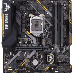 ASUS TUF B360M-Plus Gaming материнская плата 90MB0WN0-M0EAY0