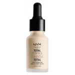 Тональная основа NYX Professional Makeup Total Control Drop Foundation 01 (Цвет 01 Pale variant_hex_name F4DDC0)