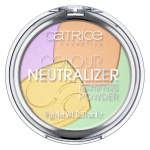 Пудра Catrice Colour Neutralizer Mattifying Powder (Цвет 010 Natural Balance variant_hex_name EAC0F8)