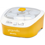 Ariete 626 Yogurella Rainbow, Yellow White йогуртница