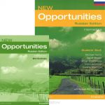 New Opportunities: Intermediate: Students' Book (комплект из 2 книг)