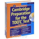 Cambridge Preparation for the TOEFL Test (+ 9 CD-ROM)