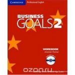 Business Goals 2 Workbook with Audio CD (Cambridge Professional English)