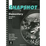 Snapshot: Elementary: Teachers' Book