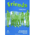 Friends: Activity Book 1