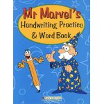 Mr Marvel's Handwriting Practice & Word Book