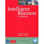 Intelligent Business: Pre-Intermediate: Coursebook (+ CD)