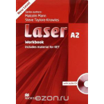 Laser A2: Workbook (+ CD-ROM)