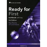Ready for First: Workbook with Key (+ CD-ROM)