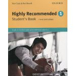 Highly Recommended: Level 1: Student's Book: Pre-intermediate: English for the Hotel and Catering Industry