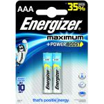 Батарея Energizer Maximum AAA FSB2 (блистер 2 шт.)
