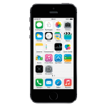 Смартфон Apple iPhone 5S 16Gb Space Gray (FF352RU/A) восстановл.