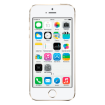 Смартфон Apple iPhone 5S 16Gb Gold (FF354RU/A) восстановленный