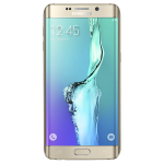 Смартфон Samsung Galaxy S6 Edge Plus 32Gb Platinum Gold