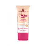 Тональная основа essence All About Matt! Oil-Free Make-Up 5 (Цвет 05 Matt Vanilla)