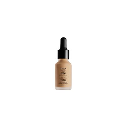 Тональная основа NYX Professional Makeup Total Control Drop Foundation 10 (Цвет TCDF10 Buff variant_hex_name DBBA97)