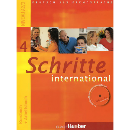 Schritte International 4 (+ CD)