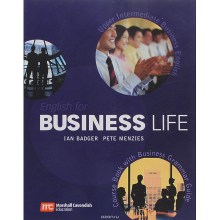 English for Business Life: Upper Intermediate: Course Book with Business Grammar Guide and Detachable Answer Key