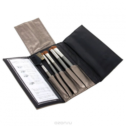 "Limoni Набор кистей ""Smoky Eye Brush Set"", 5 шт"