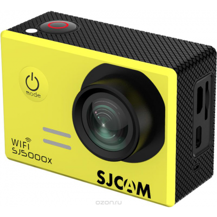 SJCAM SJ5000X Elite, Yellow экшн-камера SJCAM SJ5000X Elite (yellow);SJCAM SJ5000X Elite (yellow)