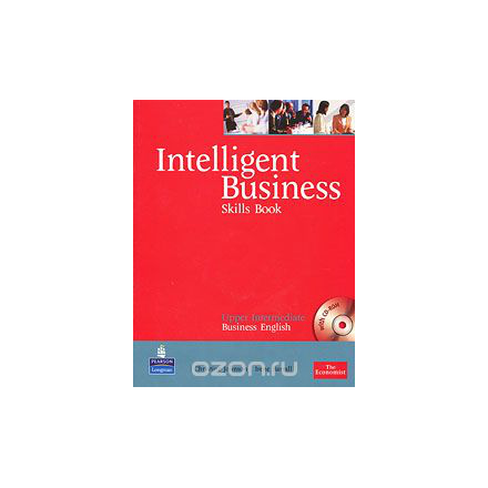 Intelligent Business: Upper-Intermediate: Skills Book (+ CD-ROM)