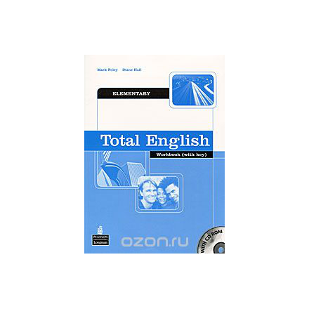 Total English: Elementary: Workbook with Key (+ CD-ROM)