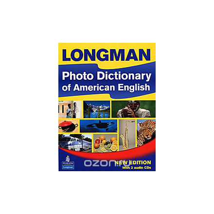 Longman Photo Dictionary of American English (+ 2 CD-ROM)