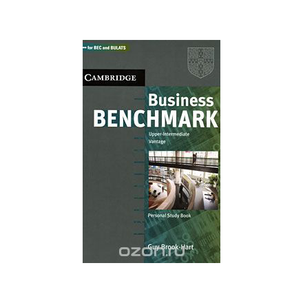 Business Benchmark Upper-Intermediate Personal Study Book