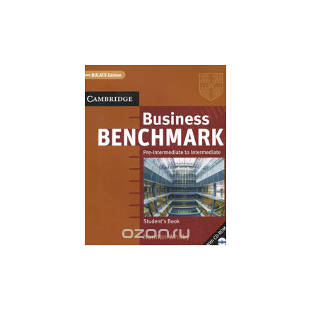 Business Benchmark: Pre-Intermediate to Intermediate: Student's Book (+ CD-ROM)