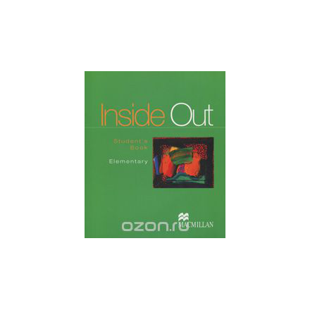 Inside Out: Elementary: Student's Book