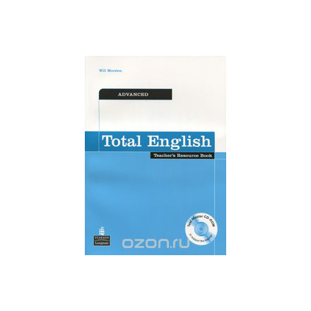Total English: Advanced: Teacher's Resource Book (+ CD-ROM)
